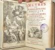 Oeuvres de Nicolas Boileau Despreaux. Avec des Eclaircissemens historiques, Donnez par luimeme. Nouvelle Edition revuë, corrigée & augmentée d'un ...