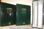 Le Robert Dictionnaire Historique de la Langue Française. 2 Volumes.. Rey, Alain (sous la direction de).