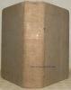 Dictionnaire latin-français, redigé d'après les meilleurs travaux allemands et principalement d'après le grand ouvrage de Freund.. THEIL, M.