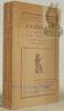 De la divination du destin - Académiques. Traduction nouvelle avec notices et notes par Charles Appuhn. Collection Classiques Garnier.. CICERON.