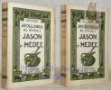 Jason et Médée ou La conquête de la Toison d'Or. Deux volumes. Collection Antiqua. Traduit du grec par J.-J.-A. Caussin de Perceval. Illustré par ...