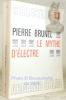 Le mythe d'Electre. Collection U 2.. Brunel, Pierre.
