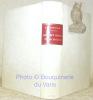 Les sept piliers de la sagesse. Seven Pillars of Wisdom. Traduction intégrale par Charles Mauron.. LAWRENCE, T. E.