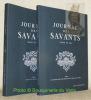 Journal des Savants. Fondé en 1665. Publié par l'Institut de France Académique des Inscriptions et Belles-Lettres. Année 2020 complète en 2 volumes..