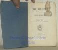 Code forestier du Canton de Fribourg. Deuxième édition augmentée des modifications apportées par le décret du 17 Mars 1853..