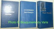 3 Titres. 1. Lettres sur la méditation occulte. Traduit de l'anglais par Madame Berthe Riboulleau. 2. La guérison ésotérique. Traduit de l'anglais par ...