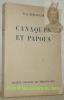 Canaques et Papous. (Sudsee). Traduit de l'allemand par Henri Daussy.. BERNATZIK, Hugo Adolphe.
