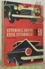 Automobil revue. Revue automobile. 1959..
