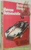 Automobil revue. Revue automobile. 1973..