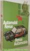 Automobil revue. Revue automobile. 1974..