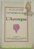 L'art rustique en France. L'Auvergne.. LAS CASES, Ph. de.