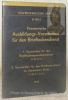 Schweizerische Armee. B 195 d. Provisorische Ausbildungs-Vorschriften für den Brieftaubendienst. 1. Vorschriften für den Brieftaubengesundheitsdienst. ...