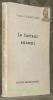 Le facteur ennemi. Préface de M. le Maréchal A. Juin.. ACHARD-JAMES, Colonel A.