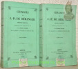 Chansons. Edition complète comprenant une notice sur sa vie et les chansons posthumes, avec un portrait et un facsimilé de l'écriture du poëte. Tome ...