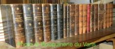 Nouvelle géographie universelle. La Terre et les Hommes. 19 Tomes en 20 volumes complets. Tome I: L'Europe méridionale. Tome II: La France. Tome III: ...