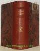 Sainte-Beuve et le Dix-Neuvième Siècle, cours professé a la Société des conférences. Ouvrage orne de gravures.. BELLESSORT, André.