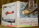 Les Conquérants de l'air. L'évolution de l'aviation, 1903-1945.. EMDE, Hiener. - DEMAND, Carlo (dessins).