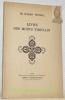 Bardo Thödol. Le Livre des Morts Tibétain ou Les expériences d'après la Mort dans le plan du Bardo. Suivant la version anglaise du Lama Kazi Dawa ...