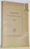 Almanach du Cheval Ailé, 1947..