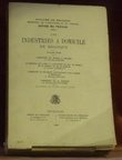 Les industries à domicile en Belgique. Volume VIII : L'industrie du meuble à Malines ; La broderie sur linge et l'industrie du col, du corset, de la ...