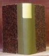 Cours de grammaire historique de la langue française. 3 Parties reliées en 1 volume.I: Phonétique. Publiée par les soins de Ernest Muret. Deuxième ...