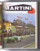 GAZETTE MARTINI reliure 18 numéros 1959-1961. Collectif