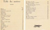 COUPS D'AILES DE L'OISEAU À L'AVION. DIARD Ennemonde. Préface de Laurent Eynac, Ministre de l'Air. Dessins de J.-F. Martin.