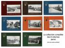 EN CE TEMPS LÀ, LA VAPEUR. Série complète des 8 volumes parus. VAUQUESAL-PAPIN