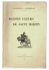 PETITES FLEURS DE SAINT-MARTIN.. VAUSSELLE Alfred-Paul.