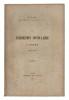 LA JURIDICTION CONSULAIRE À TOURS (1565 - 1903).. FAYE H.