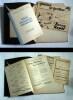 Programme du Jubilé de GEORGES CARPENTIER. 12 janvier 1894 - 12 janvier 1944. Organisé par La France Socialiste.. HERRING Germaine