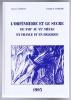 L'ORFÈVRERIE ET LE SUCRE DU XVIIe AU XXe SIÈCLE EN FRANCE ET EN BELGIQUE. D.JANSSENS Anne et CHARETTE Arnould de