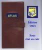 ATLAS GRANDES ROUTES FRANCE Édition référence 1963 - 2. MICHELIN