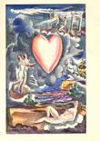 Affaires de coeur.. / DAVID Hermine - BERQUE Jean - DELUERMOZ - DIGNIMONT /  -  HERMANT (A.) - BONNARD (A.) - COLETTE - MORAND (P.).
