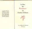 La fleur des rondeaux.. / DAVID Hermine /  -  CHARLES D'ORLEANS.