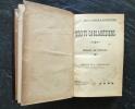 Récits carladéziens. Dialecte du Carladez. Préface de A. VERMENOUZE Capiscol de l'Ecole d'Auvergne.. LA SALLE DE ROCHEMAURE (Duc de)