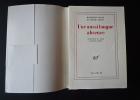 Une aussi longue absence. Scénario et dialogues. Réalisation Henri COLPI.. DURAS (Marguerite) / JARLOT (Gérard)