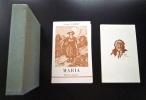 Maria. Roman paysan. Préface de Henri Pourrat. Postface de Ferdinand Brossel.. GACHON (Lucien)