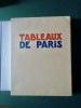 Tableaux de Paris.