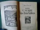 Dans l'herbe des trois vallées.. Henri POURRAT
