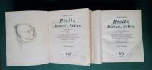 Récits, Romans, Soties. André GIDE