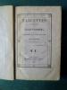 Tablettes historiques de l'Auvergne, comprenant les départements du Puy-de-Dôme et du Cantal, puis à partir du tome 2 s'ajoutent les départements de ...