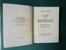 Clef des Songes. Frans MASEREEL