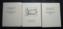 Les Géorgiques. Texte latin et version française de l'Abbé Jacques DELLILE. Gravures sur bois d'Aristide MAILLOL.. VIRGILE - MAILLOL (Aristide)