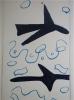BRAQUE lithographe. Préface de Francis PONGE. Notices et catalogue établis par Fernand MOURLOT.. BRAQUE - PONGE (Francis) - MOURLOT (Fernand).