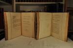 Cour des Pairs. Attentat du 6 aout 1840. rapport fait à la Cour par M. Persil. Arrêt du mercredi 16 septembre 1840. Acte d'Accusation. Interrogatoires ...