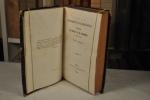 Le Président de Brosses. Histoire des Lettres et des Parlements au XVIIIè siècle.. FOISSET ( Th.).
