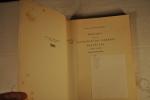 Historia de los catalogos de libreria espanoles (1661-1840). Estudio bibliografico.. RODRIGUEZ-MONINO (Antonio).