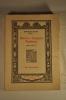 Autores e Impresos Tudelanos, siglos XV-XX. Prologo del escmo. sr. Don Jose Luis de Arrese.... [Bibliographie]. CASTRO ( José Ramon).