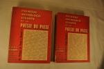 Première Anthologie vivante de la Poésie du Passé. I: De Philippe de Thaun à Ronsard. II: De J. du Bellay à Claude Cherrier.. ELUARD (Paul).